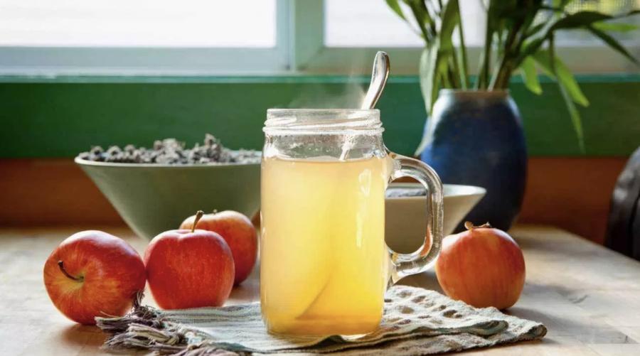 White Vinegar Distinct from Apple Cider Vinegar