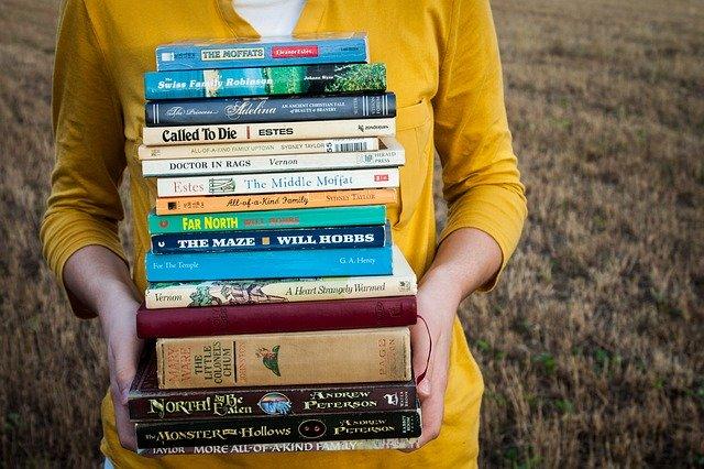 read new books